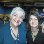 Glória Britho e Gilza Nunes