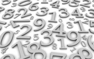 Numerologia para 2015
